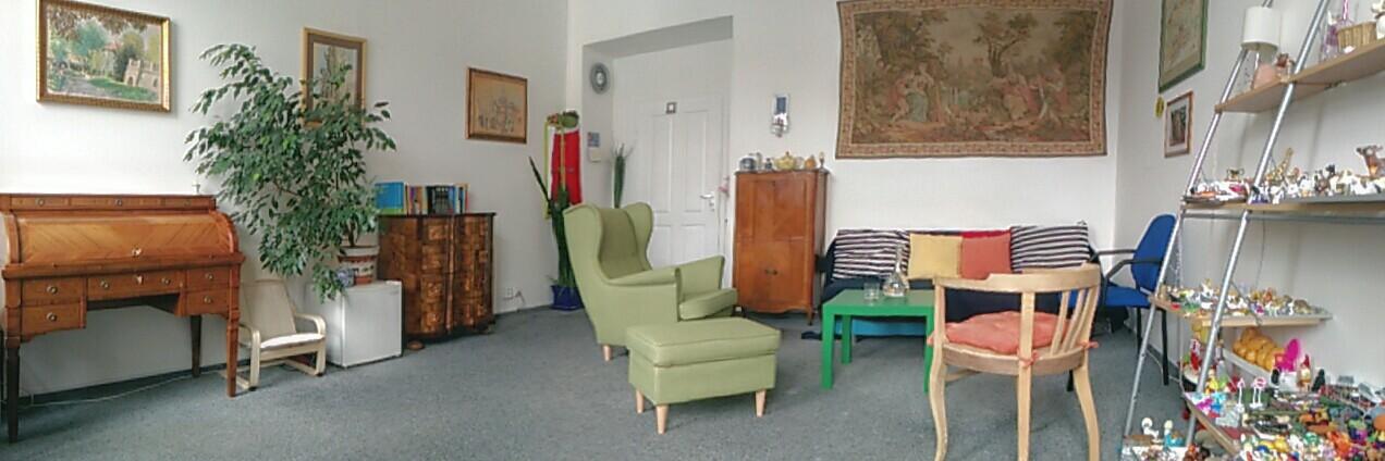 kancelar Pod pekarnami 10 psychoterapie